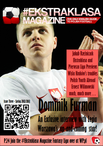 #Ekstraklasa Magazine Issue 3